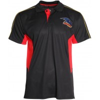 Adelaide Crows Women's Summer Premium Polo (AF7631)