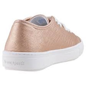 Le Coq Sportif Women's Jane Metallic Casual shoe